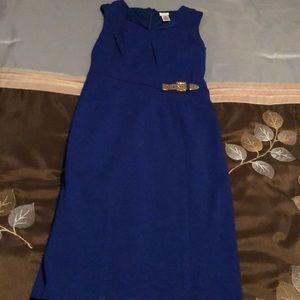 Cache blue dress